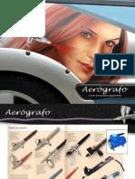 el aerografo