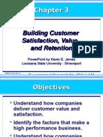Building Customer Value