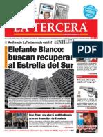 Diario La Tercera 13.05.2015