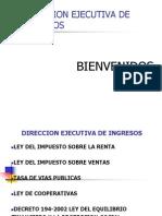 COMPARACION DE LEYES