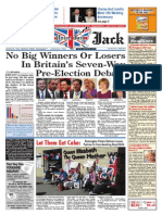 Union Jack News - May 2015