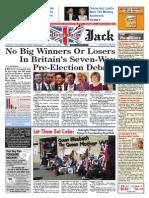 Union Jack News - May 2015