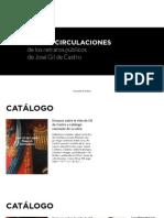 Avance 1 Usos y Circulaciones Gil de Castro
