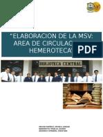 MSV-circulacion y Hemeroteca