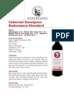 Budureasca Standard