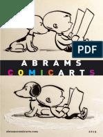 Abrams ComicArts 2015
