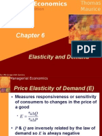 23735854 Elasticity and Demand