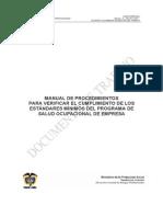 Manual de Requisitos Minimos PROG. SISO