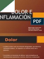 Dolor e Inflamacion