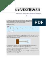 Exercícios - Dilatometria - Dilatação Linear Superficial e Volumétrica