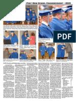 2015 Rock Port High School Commencement