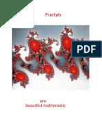 Are Beautiful Mathematic