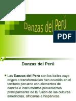 Danza Del Perú
