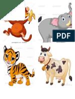 Derivados de La Vaca y La Oveja, Mono, Tigre