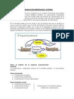 Comunicacion Empresarial Externa e Interna