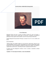 N. Maquiavel - O Príncipe (Resenha)