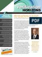 Verification Horizons Publication Lr