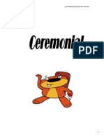 Ceremonial Castores U.S.T.A
