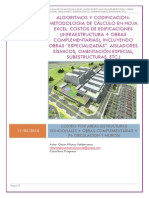 Doc-Metodologia Calculo Costos Edificaciones