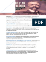 14 Principios de Fayol- Sebastian Moreno