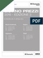 7 Listino 2015 Edizione 3