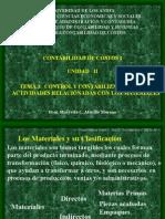4- Control y Contabilización de Actividades Relacionadas Con Materiales