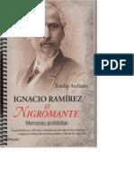 Ignacio Ramirez- NEGROMANTE