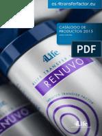 Catalogo 2015 Es