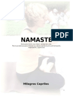 NAMASTE Yoga Milagros Capriles