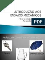 Aula 1- Introducao Aos Ensaios Mecanicos