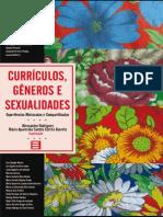 Livro Edufes Currículos, Gêneros e Sexualidades Experiências Misturadas e Compartilhadas