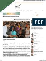 11-05-15 No más desfalcos al patrimonio de los hermosillenses.