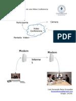 Diagrama de Video Conferencia