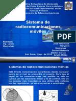 Sistema de Radiocomunicacion Moviles