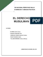Derecho Romano-Derecho Musulman.docx