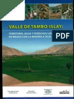 PROYECTO MINERO TIA MARIA Informe Cooperaccion Muqui 2011