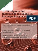 El Impacto Del Internet
