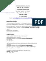 Curiculum Mml 1-Arequipa
