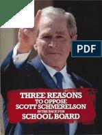 Fact-Checking SEIU Local 99's Attack Ad Against Scott Schmerelson