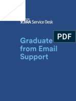 Graduate From Email Support