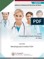 Metodologia Analisis FODA