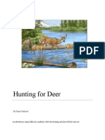 Hunting for Deer (Final).docx