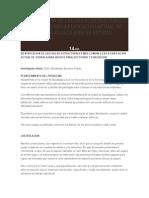 Identificacion de Las Fallas Estructurales Más Comunes en La Edificación Actual de Guadalajara Jalisco Para Su Estudio y
