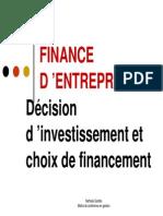 Finance D'Entreprise 4