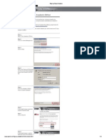 Manual de Instalação Opnet