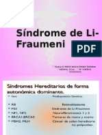 Sindrome Li Fraumeni