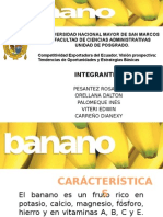 Trabajo Banano