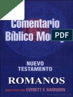 Comentario Bíblico Moody - Romanos