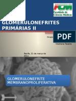nefrologia doenças glomerulares