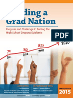 2015 Building a Grad Nation report